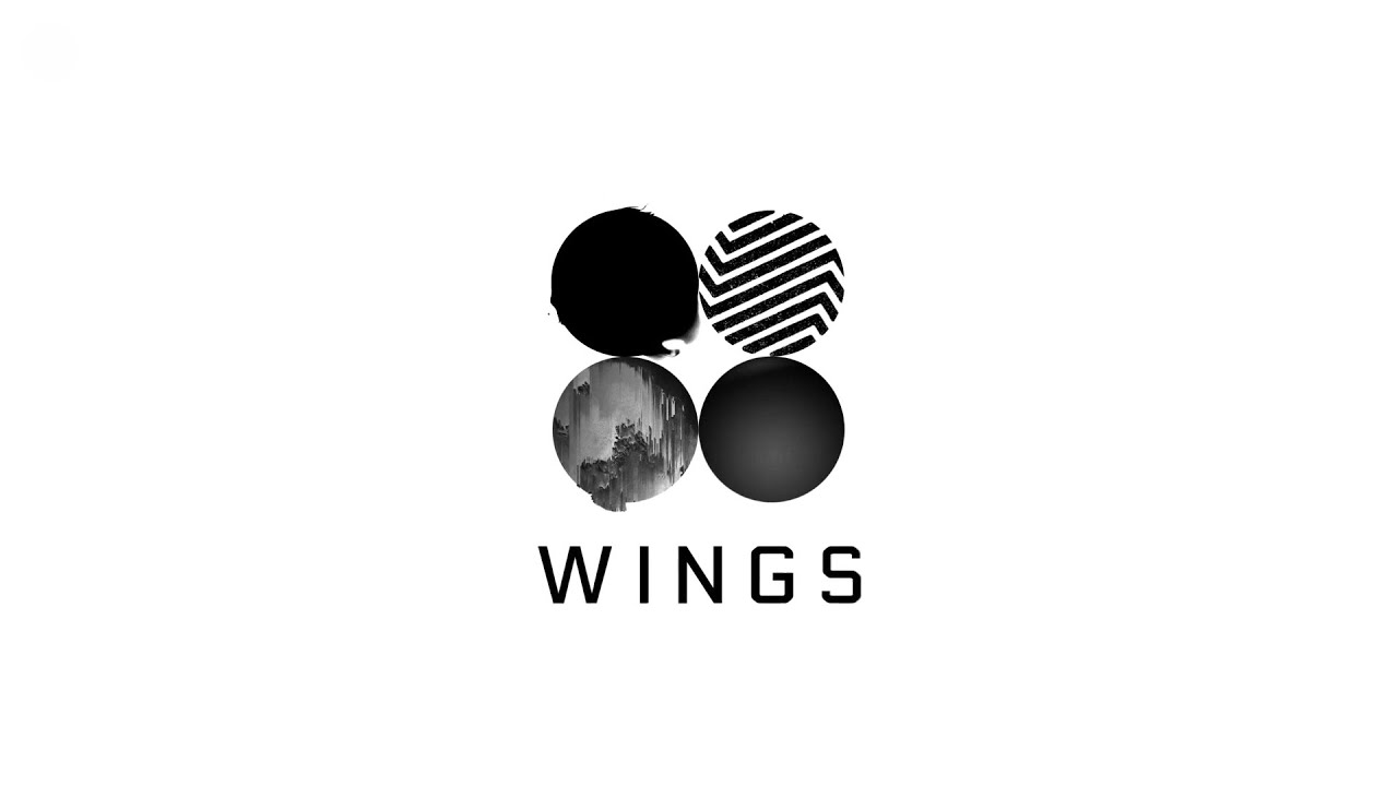Bts Wings Logo Youtube