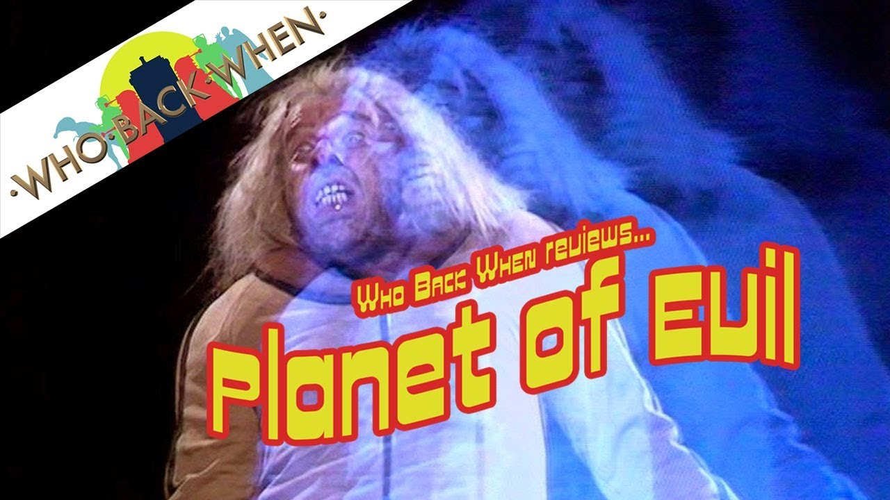 Planet of Evil   Who Back When review teaser