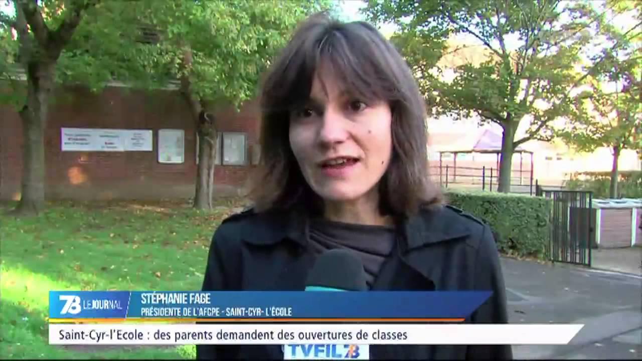 Saint-Cyr-l'Ecole : des parents d'élèves demandent l'ouverture de classes