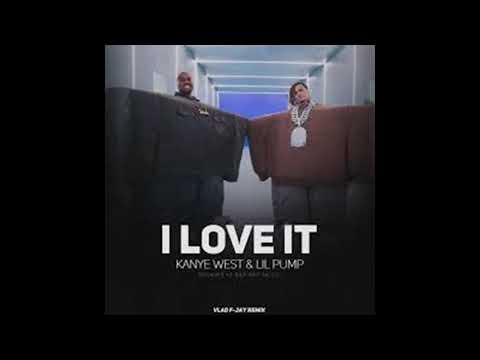 Lil Pump - I Love It (CLEAN) ft. Kanye West