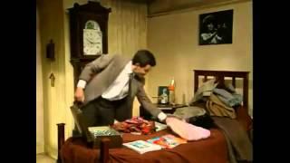 Gambar cover Mr. Bean. Episode 6 - Mr. Bean Rides Again Russian