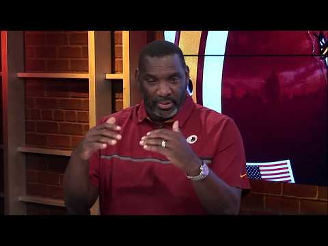 Redskins Nation: VP of Player Personnel Doug Williams (4/18/18)