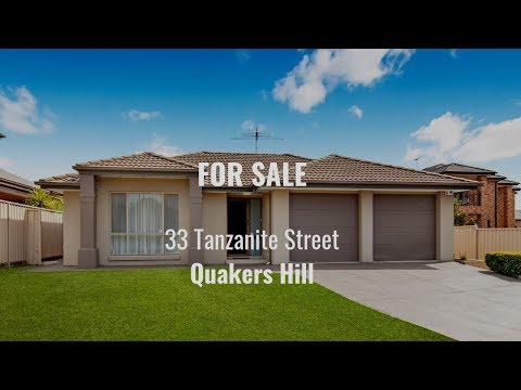 33 Tanzanite Street, Quakers Hill - with Ruma Mundi & Brad Norrie