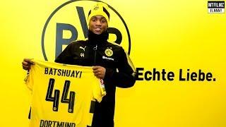 Michy Batshuayi • Skills & Goals • Welcome to Dortmund | HD