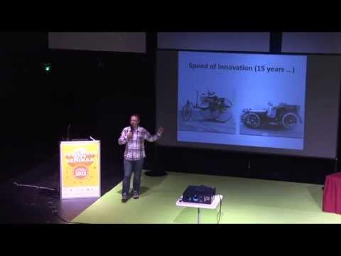Albrecht Schmidt: Developing Ubiquitous Computing Devices - 5th Open Ubiquitous City Seminar 2013