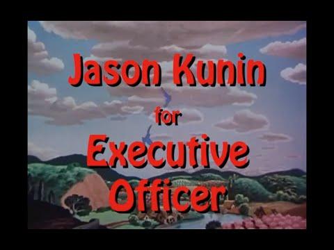 Jason Kunin for Executive Officer