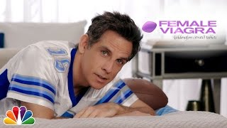Ben Stiller's Female Viagra Ad