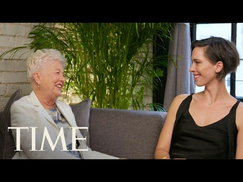 Rebecca Hall & Eleanor Coppola: Women Making Movies | The Influencers | TIME