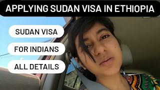 How To Apply Sudanese Visa For Indians