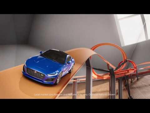 New Jaguar F-TYPE | HotWheels