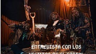 ENTREVISTA A LOS VIEJITOS DE EL COSTAL LUCHADORES DE IRAPUATO GUANAJUATO
