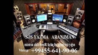 Nuri Serinlendirici - HAMI BİZDƏN DANIŞIR (karaoke - minus) 2020