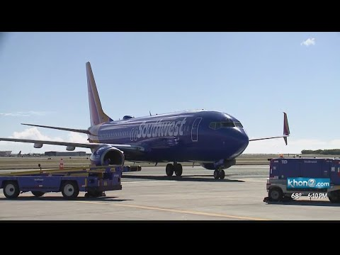 Southwest Considers Direct Flights From Hawaii To Las Vegas