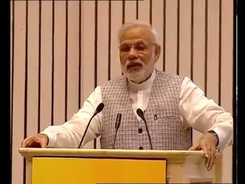 PM Modi's speech at the launch of MUDRA Bank