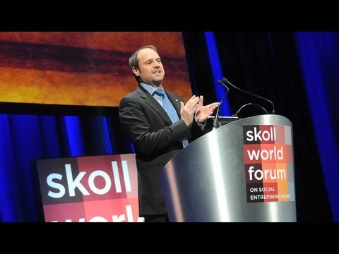 Jeff Skoll - Welcome Remarks & Top 10 Social Entrepreneurship List - Skoll World Forum 2013