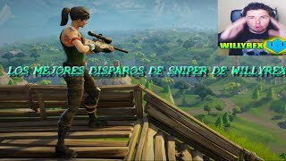 THE BEST WILLYREX DEPARTURES FROM SNIPER 2018 Fortnite Crack Willy