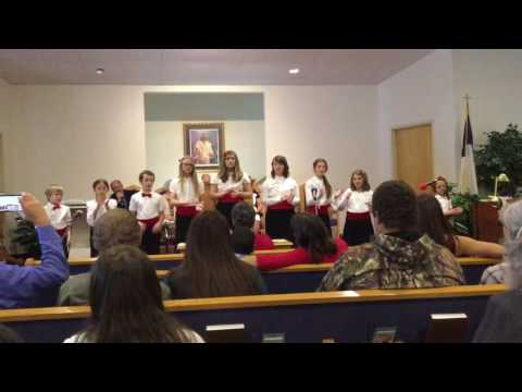 "Tullahoma SDA School Children's Choir - ""How Beautiful You Are"" Music Video"