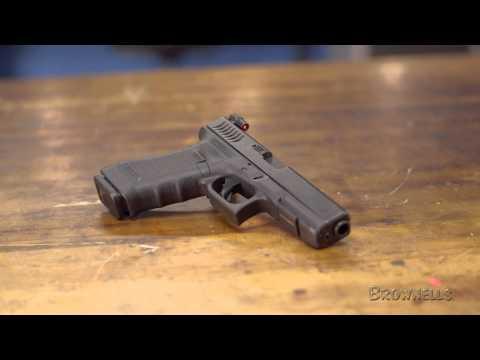 Laserlyte Rear Sight Laser for GLOCK® - YouTube
