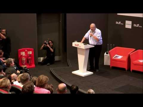 DLDcities London 13: Keynote Yossi Vardi (DLD Chairman ...