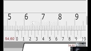 Como calcular la apreciacion del vernier y como medir con el vernier