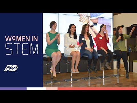 ADP Women STEM