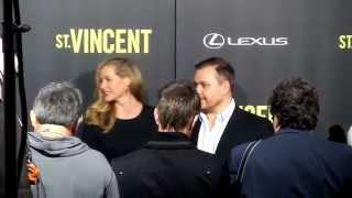 St Vincent NYC movie premiere at Ziegfeld Theater: Part 1