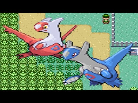 How To Find Latios & Latias In Pokemon Emerald
