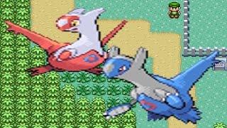 How to find Latios & Latias in Pokemon Emerald