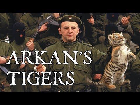 Arkan's Tigers: Story of Željko Ražnatović Arkan