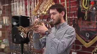 Обзор труб Yamaha и Schilke от трубача и педагога Семёна Маркевича