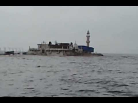 Haji Ali Dargah during High tide :)