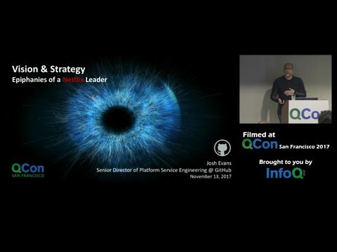 Vision & Strategy - Epiphanies of a Netflix Leader