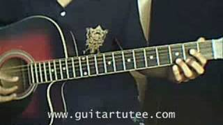 I Knew I Loved You ( of Savage Garden, by GuitarTutee.com)