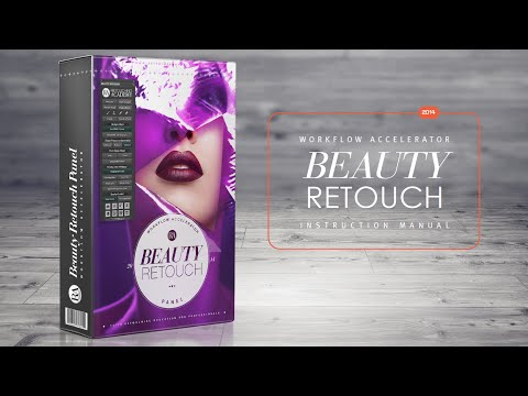Retouching Academy Beauty Retouch Photoshop Extension Panel