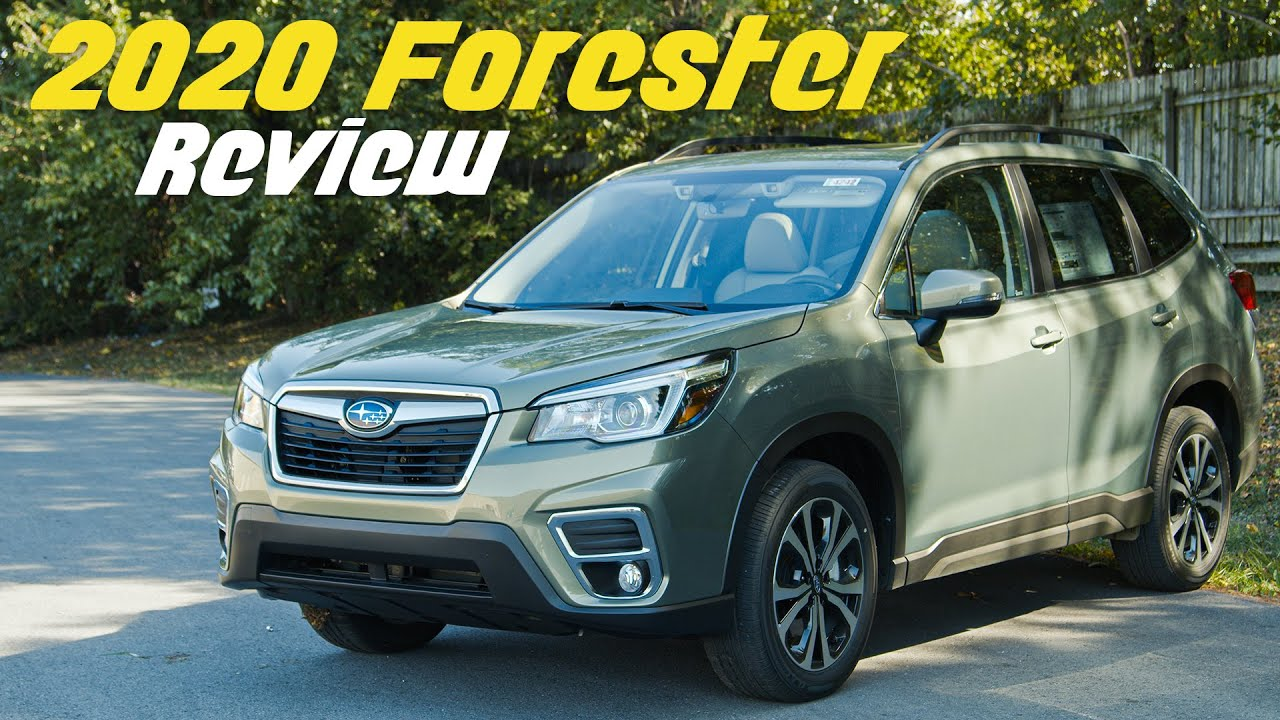 2020 Subaru Forester Review What S New Youtube