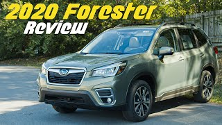 2020 Subaru Forester - Review - What's New?