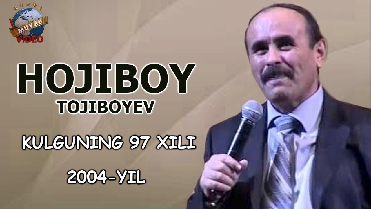 Hojiboy Tojiboyev - Kulginning 97 xili nomli konsert dasturi 2004