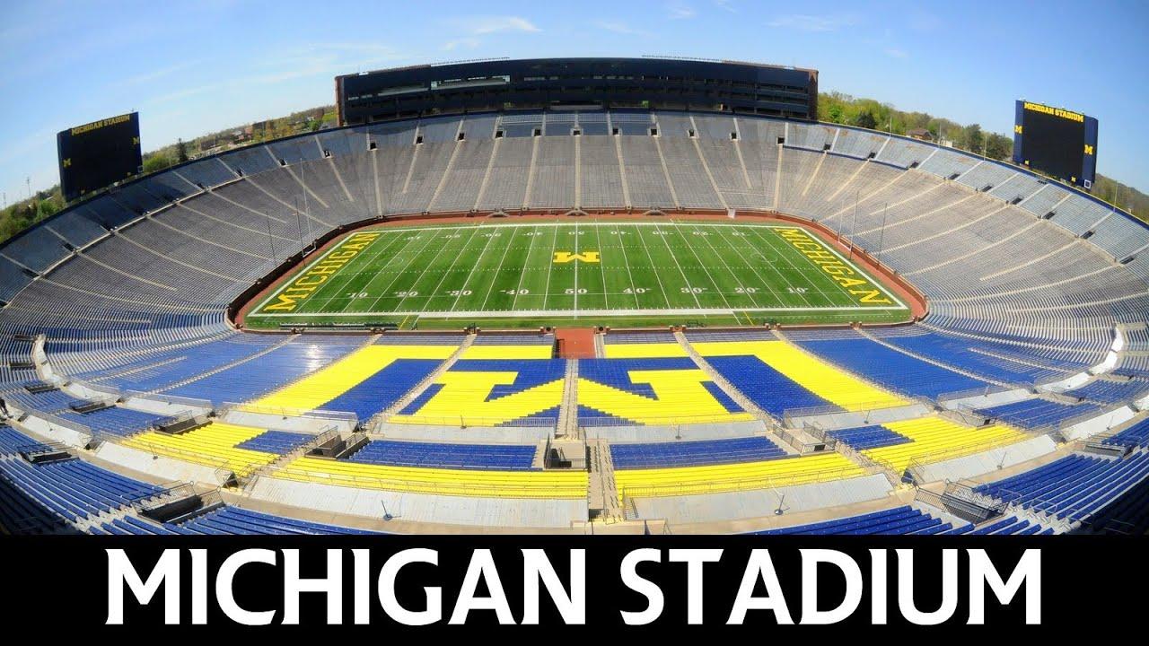 Michigan Stadium - Michigan Wolverines (College Football ...