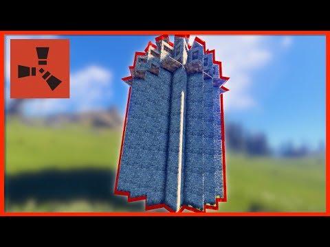 Rust Raids: VANILLA LOOT | GIANT CLAN BASE SIEGE