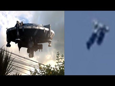 SOMETHING HAPPENED In The Skies Over San Diego & Strange NY UFO Captured! 9/4/2018