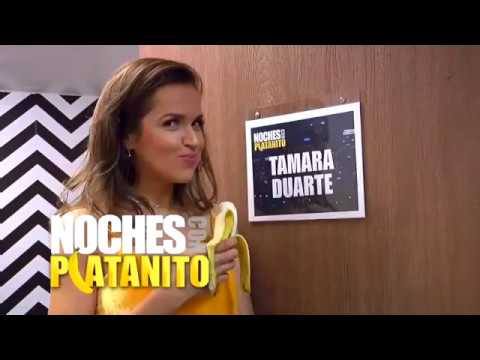 Noches con Plntanito with TAMARA DUARTE and SEPIDEH MOAFI