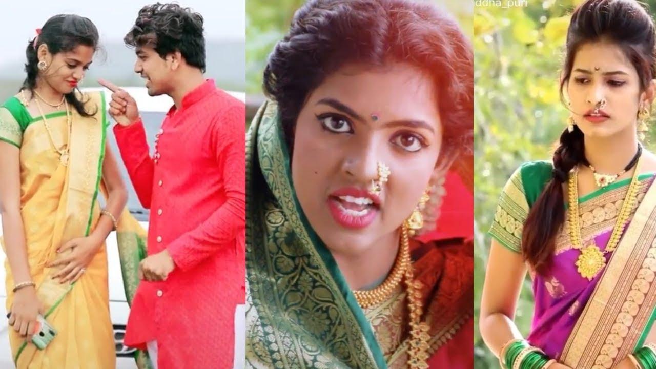 New Marathi Tik tok Famous videos | Tik tok Marathi | Marathi Tik tok  Videos |