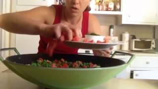 Raw Vegan Paella Recipe