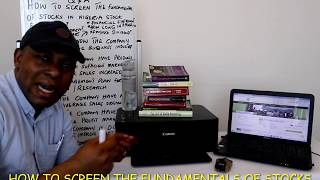 HOW TO SCREEN THE FUNDAMENTALS OF STOCKS IN NIGERIA STOCK EXCHANGE AND OTHERS