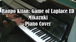 Mikazuki - Ranpo Kitan: Game of Laplace ED [Piano]