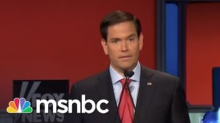 highlights from the first 2016 gop debate   msnbc