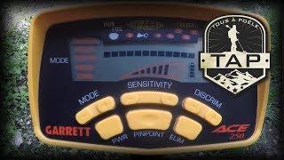 Mode d'emploi Garrett ACE 250 et meilleur réglage ace 250