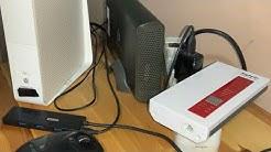 Unitymedia Connect Box mit Fritz!WLAN Repeater 1750E (WLAN Verstärker) über WPS verbinden Anleitung