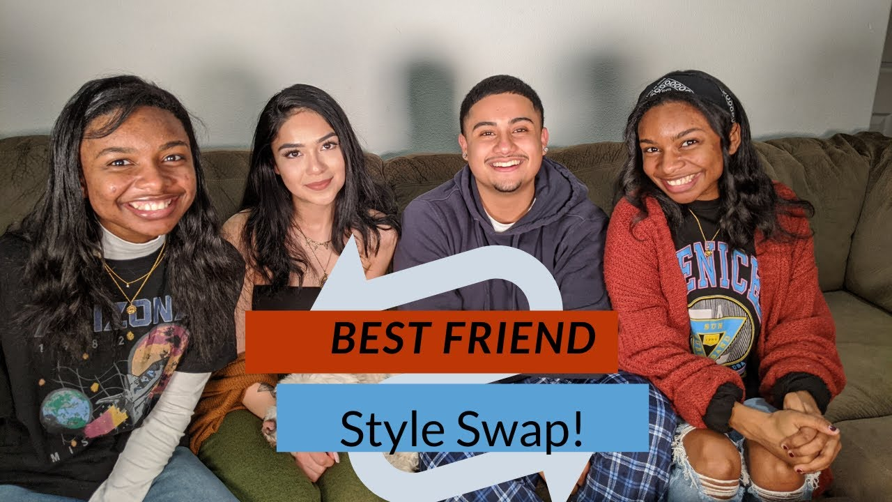Best Friend Style Swap - Deja and Di-V