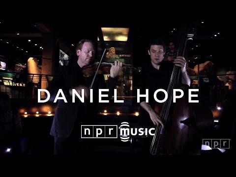 Daniel Hope: NPR Music Field Recordings